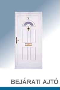 bejarati ajtó
